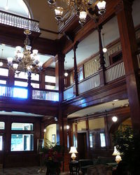 Inside the Haunted Windsor Hotel