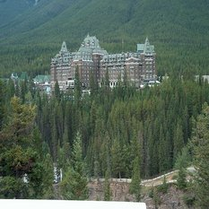 The Haunted Banff Springs Hotel