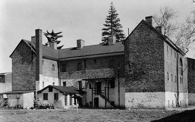 Haunted Burlington County Prison