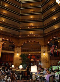 Haunted Brown Palace Hotel
