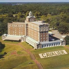 The Hauntings of the Cavalier Hotel