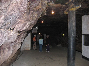 Entrance To Chislehurst Caves