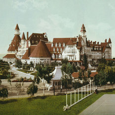 The Haunted Hotel Del Coronado in California