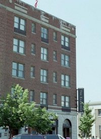 Haunted Eldridge Hotel