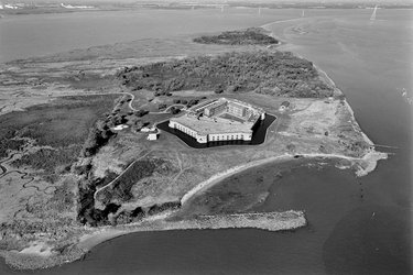 Haunted Fort Deleware