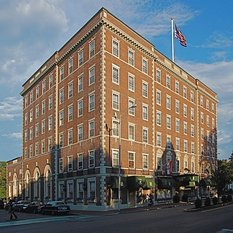 The Hauntings of the Hawthorne Hotel