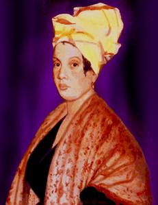 Portrait Marie Laveau