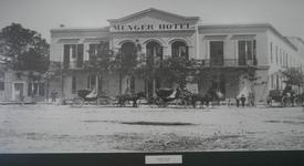Haunted Menger Hotel