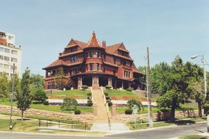 The McCune Mansion Haunting