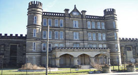 Haunted Moundsville Prison