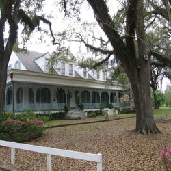 The Haunted Myrtles Plantation