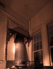 Inside haunted Oatland Island