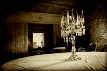 Old mansion dining room