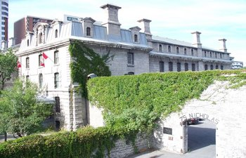 Ottawa Jail Hostel
