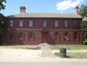 The Peyton Randolph House