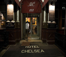Ghosts of the Hotel Chelsea