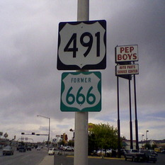 Haunted Highway 666