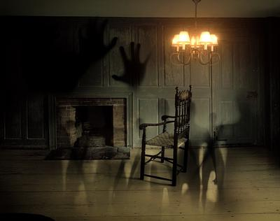 Signs of Paranormal Activity at Previous Home