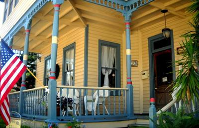 The Haunted Victorian House Bed & Breakfast