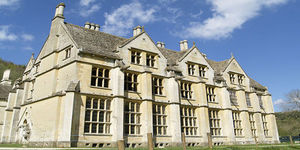 Haunted Woodchester Mansion