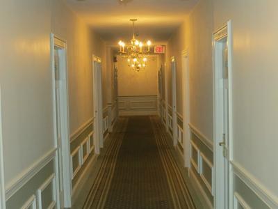 Third Pic - same hallway, opposite direction