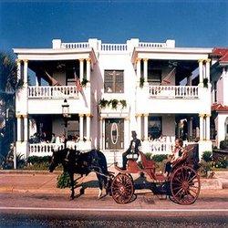 The haunted Casablanca Inn