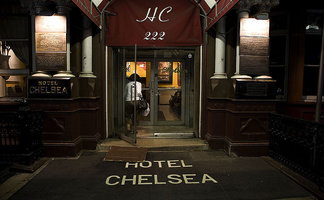 The Famous Ghosts of the Hotel Chelsea
