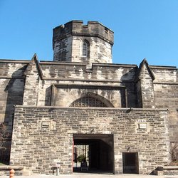 Haunted Eastern State Prison