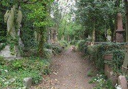 Haunted Highgate Cemetery