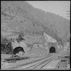 Haunted Hoosac Tunnel