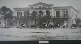 Haunted Menger Hotel