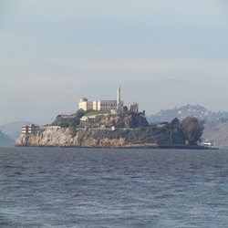 The Haunted Alcatraz Prison