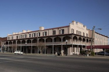 Haunted St. James Hotel