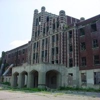 Waverly Hills Haunted Hospital